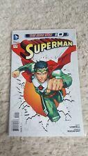 New 52 Superman #0 (DC Comics, 2012)