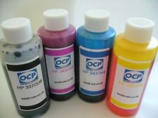 HP  343 344 & 337 338 339 Cartridge Ink Refill  + SYRINGES