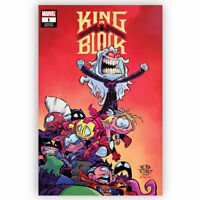 KING IN BLACK #1 SKOTTIE YOUNG VARIANT NM SPIDER-MAN CARNAGE KNULL VENOM VIRUS