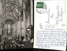 439773,Annaberg-Buchholz Stadt-Kirche St. Annen Innenansicht