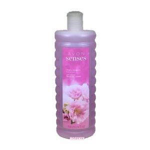 Avon Senses Cherry Blossom Bubble Bath 24 fl oz