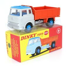 Atlas Dinky Toys-Atlas Dinky Toys, 435, camion-benne basculante Bedford TK Tip