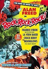 Rock, Rock, Rock! Frankie Lymon Chuck Berry 1956 DVD