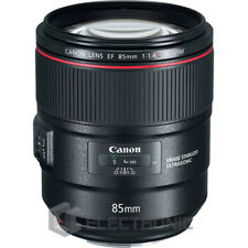 Nuovo Canon EF 85mm f/1.4L IS USM Lens