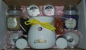 LADIES CANDLE HAMPER MOTHERS DAY BIRTHDAY GIFT MUM FRIEND WIFE DAUGHTER SISTER
