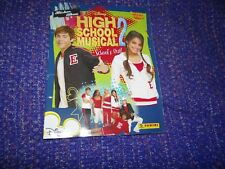 Panini High School Musical 2 Schools Out Sticker Album (Empty)