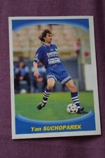 VIGNETTE PANINI SUPERFOOT FOOTBALL 1997 98 // N°72 YAN SUCHOPAREK