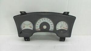 Speedometer Cluster MPH Black Trim Fits 09-11 DAKOTA 573438