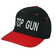 Top Gun Baseball Cap Workaholics Adam DeMamp Devine Adult Hat Movie TV Costume
