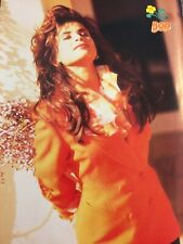 Paula Abdul, Damon Pampolina, The Party, Double Full Page Vintage Pinup