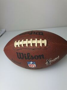 Wilson Official NFL Soft Grip Extreme Tackified Gridiron Football Ball
