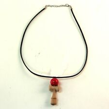 Wood Kendama Necklace - Great Gift! Colors Vary