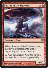 Journey Into Nyx ~ BEARER OF THE HEAVENS rare Magic the Gathering card