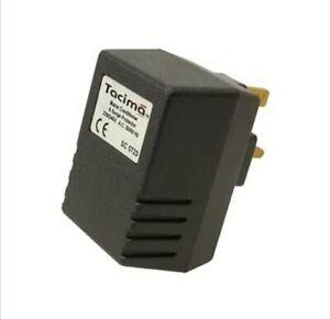 Tacima Plug-In Mains Conditioner, Black