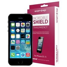 SPIGEN Incredible shield Screen Protector for iPhone 5 / 5S / SE - Transparant
