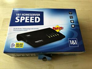 AVM FRITZ!Box 7530 WLAN Router mit VDSL Modem, 1und1 Edition