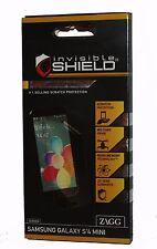 ZAGG Invisible Shield Premium Protezione Schermo per Samsung Galaxy s4 MINI-NUOVO
