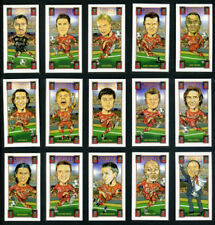Liverpool Soccer Trading Cards UEFA Champions League