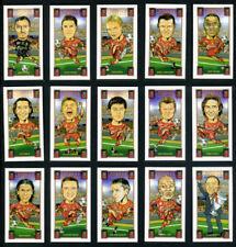 Cartes de football originaux liverpool