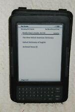 Amazon Kindle Keyboard (3rd Generation) bundle with Duragadget Case.