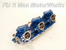 94 Polaris SL750 Complete Carburetor Assembly / OEM Mikuni Engine Carb Rack Set
