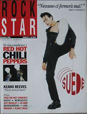 ROCKSTAR 18 1994 Suede RHCP Live Jesus Lizard Jeff Buckley Queensryche Sprocket