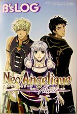 Neo Angelique postcard promo official anime