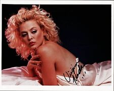 Sexy VIRGINIA MADSEN In-person Signed Photo