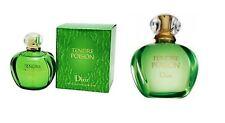 Opened Tendre Poison Christian Dior Perfume Eau De Toilette 3.4oz 100ml Fragranc