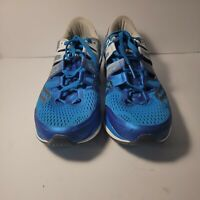 Saucony Mens Liberty ISO S20410-2 Blue White Black Running Shoes - Size 11.5