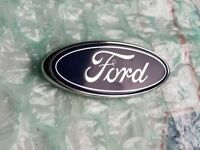 FORD EXPEDITION TRUNK EMBLEM 97-02 REAR HATCH OEM BLUE OVAL BADGE sign symbol