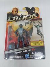 GI Joe Retaliation Cyber Ninja 2012 Hasbro MOC