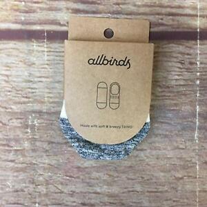 Allbirds Unisex Medium Wheat Trino Hiders No Show Socks NWT