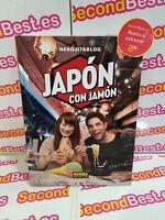 Libro Japón con Jamón Nekojitablog Nuevo