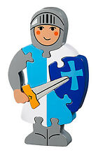 Knight wooden jigsaw by Lanka Kade