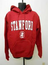 New Stanford Cardinal Mens size Large (L) Red Hoodie by Soffe