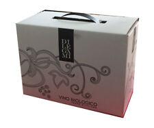 Cantine Dilegami Grillo-Chardonnay Vino bianco IGT SIcilia BIO Bag in Box 3lt