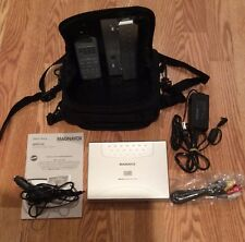 Magnavox MPD Portable DVD Player With Case Excellent Condition