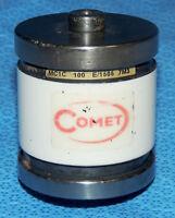 Comet 100 pf 15 KV Ceramic Vacuum Capacitor Mini-Cap MC1C 100 E/1505 7M3