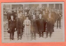 Unidentified London Social History Group RP pc unused Cook Fulham Road SW  AJ159