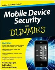 Mobile Device Security for Dummies by Campagna, Rich