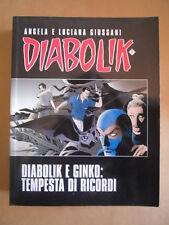 DIATONIK EXTRA SERIE Diabolik n°3 - Diabolik e Ginko : Tempesta di ricordi[G412]