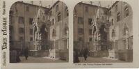 Verona Tombeau Dei Arche Scaligere Italia Foto Stereo Vintage Analogica