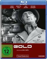 Gold (1934) [Blu-ray /NEU/OVP] deutscher SciFi-Film mit Hans Albers, Brigitte He
