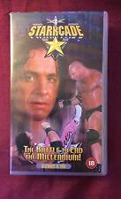 WCW Starrcade 1999 - VHS Video Tape - PAL (UK) Format PPV 99 NWO