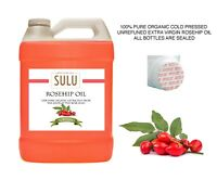 7 lbs  COLD PRESSED EXTRA VIRGIN ROSE HIP OIL CERTIFIED ORGANIC