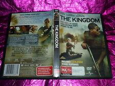 THE KINGDOM : (DVD, MA15+)