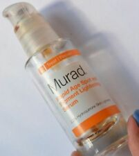 MURAD  RAPID AGE SPOT AND PIGMENT LIGHTENING SERUM 1oz/30ml,no box...
