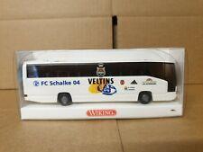 Wiking 1:87 FC Schalke Reisebus MB o 404 RHD 7140942 En Caja