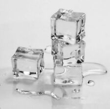20pcs Wedding Party Display Artificial Acrylic Ice Cubes Crystal Clear Decorate